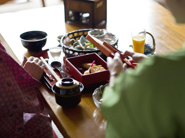 食事イメージ■和朝食、お部屋食事