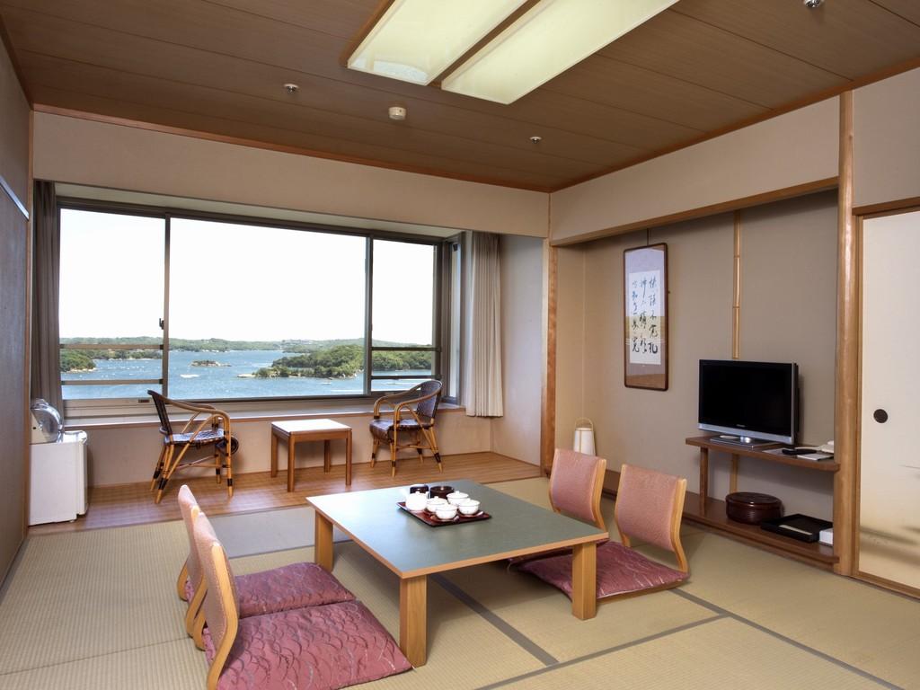 燦陽(さんよう) 棟 客室一例