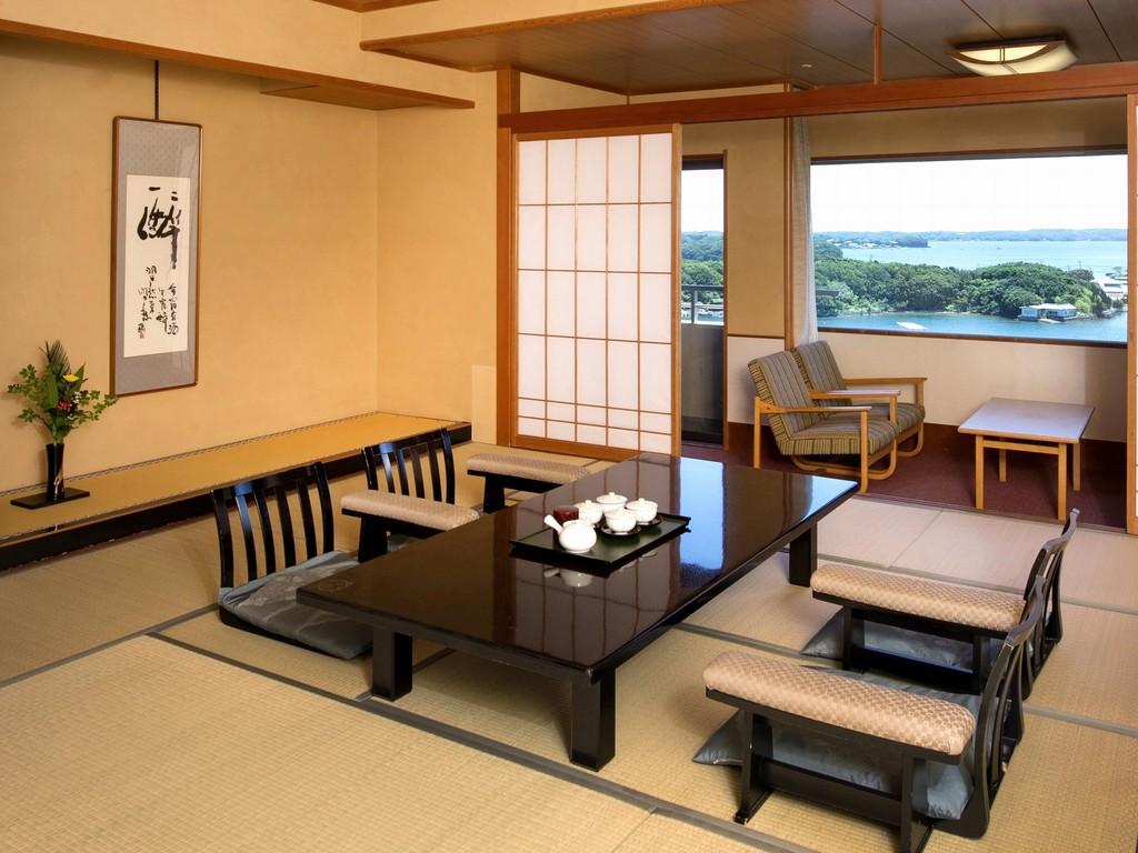 華陽(かよう)棟客室一例