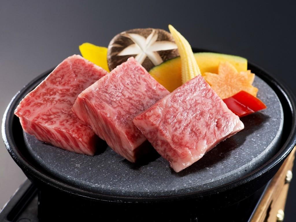 「松阪牛石焼き」イメージ