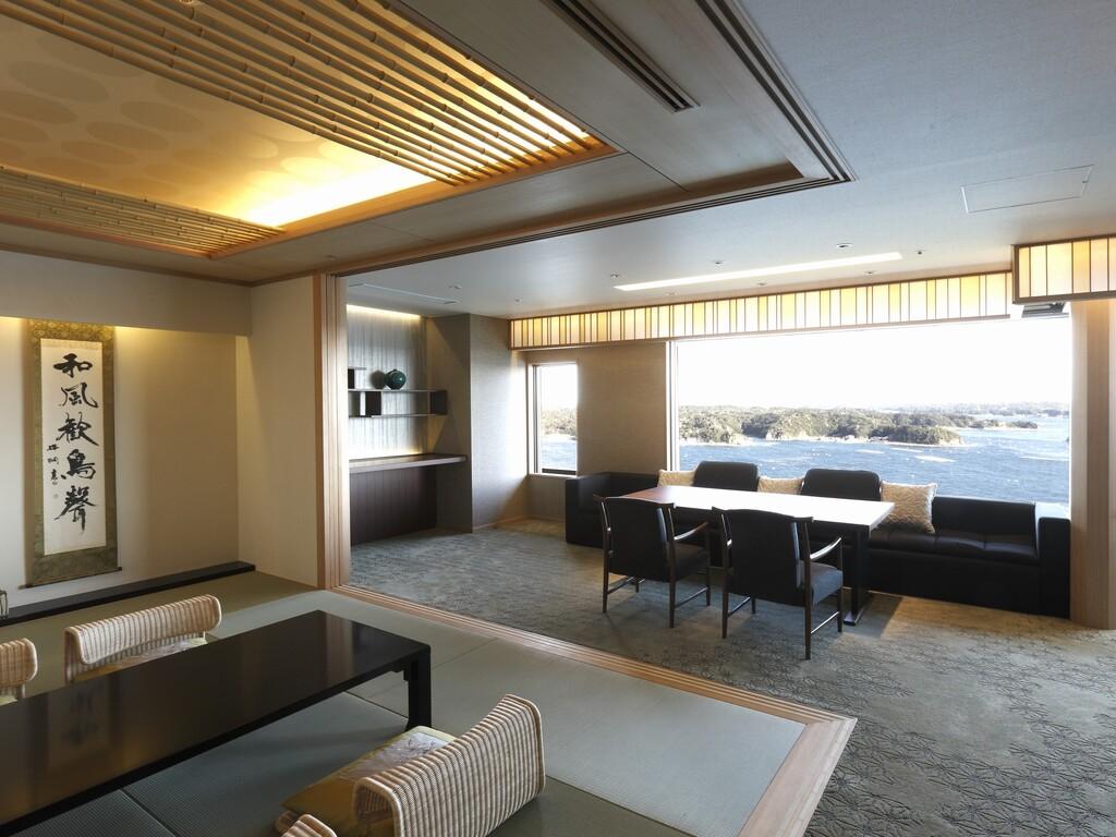 お部屋のイメージ 和室+ツインベッドスペース+ダイニングを備えるゆとりの空間です
