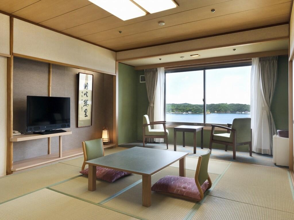 燦陽(さんよう)棟 リニューアル客室一例