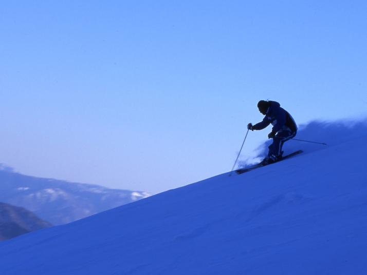 粉雪の万座温泉スキー場