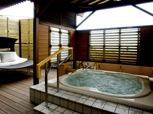 【天祥の館】温泉露天風呂付スイート客室(366号室)