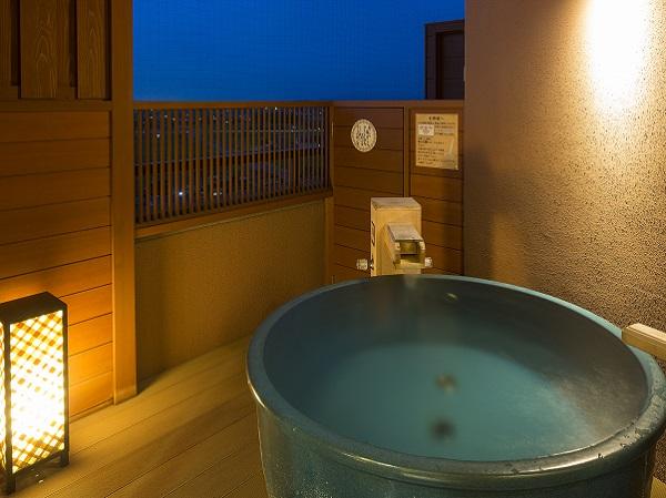 【天祥の館】温泉露天風呂付スイート客室(4階~8階)