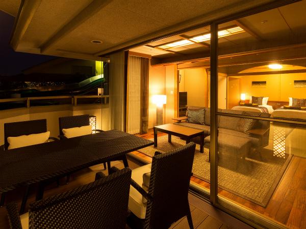 プレミアムスイート2ベッドルーム付客室