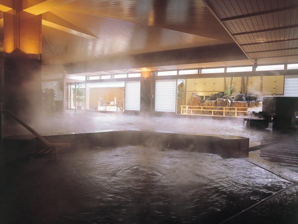 大浴場「九谷の湯処」(内湯)