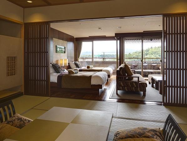 天祥の館「然Zen」スイート客室