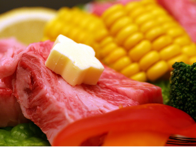 Beaf steak 100g