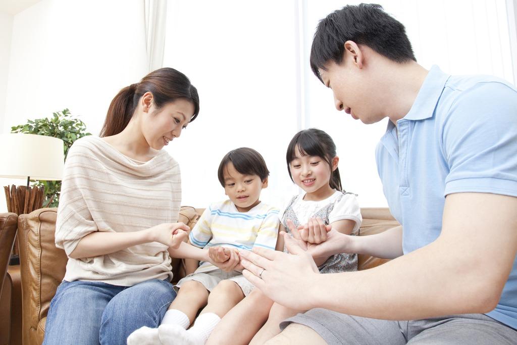 ご家族でゆっくりお過ごし下さい (イメージ)