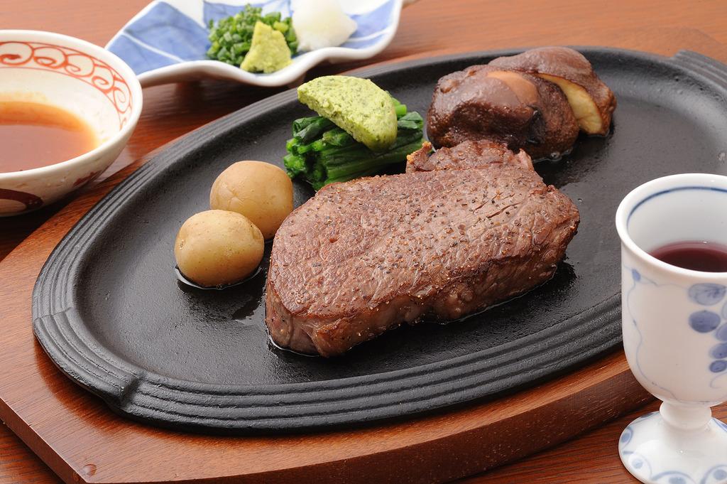 栃木黒毛和牛ステーキ フィレ150グラム