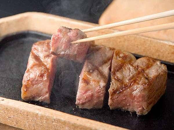 かながわブランド・やまゆり牛サーロインステーキ ※イメージ