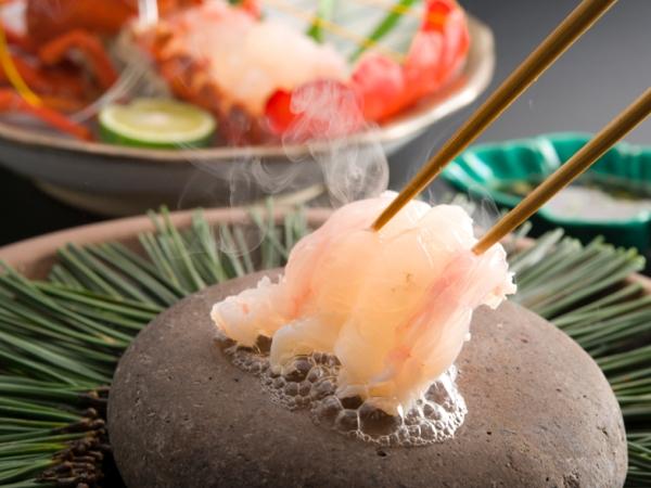 特別料理/伊勢海老の石焼 ※イメージ