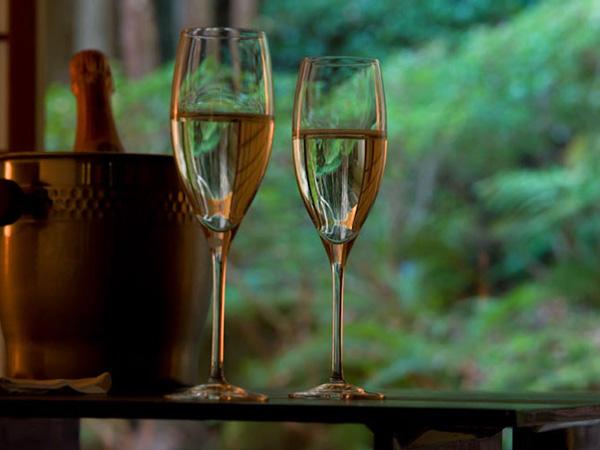 クリスマスの乾杯に。MOET&CHANDON フルボトルをご用意します (1室1本)