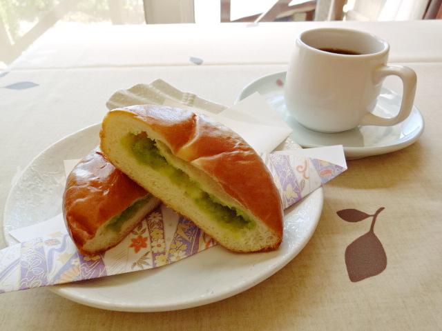 カリふわ美味しいずんだパン♪