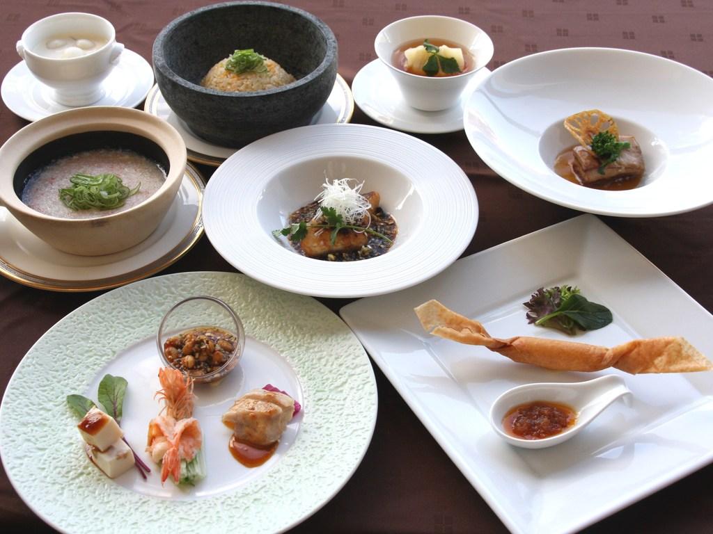 中国料理【斑尾山房】 *イメージ