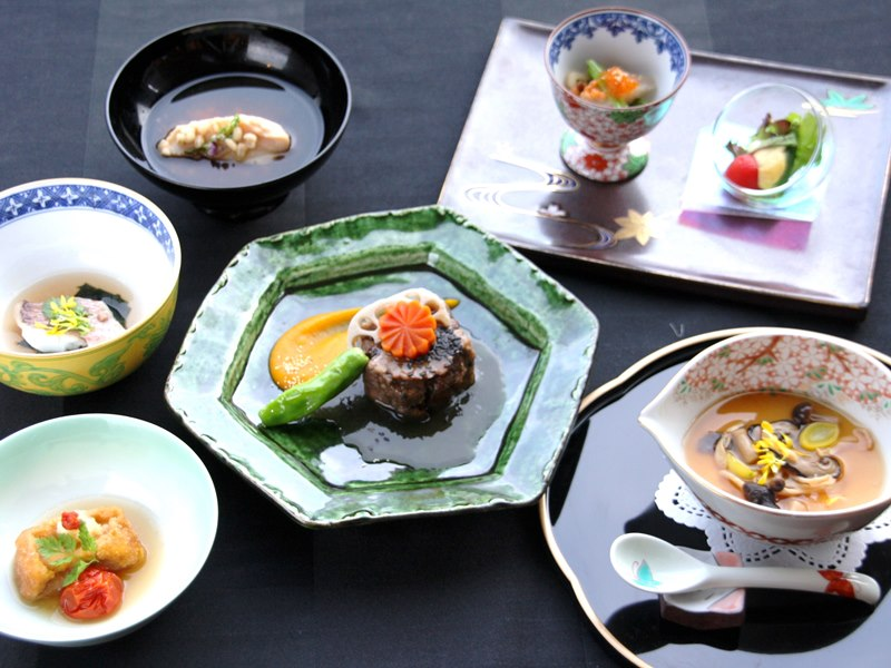 日本料理 野尻湖会席 *イメージ