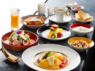 選べる朝食「鉄板ブレックファスト」イメージ