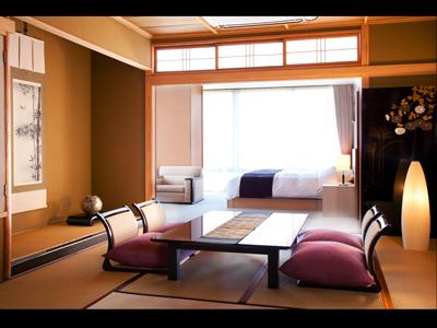 露天風呂付き客室「雅」イメージ