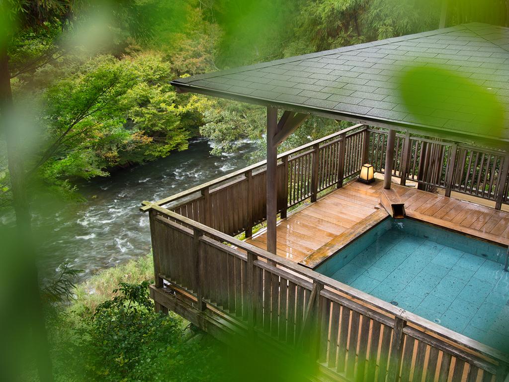白鷺の湯<露天風呂>