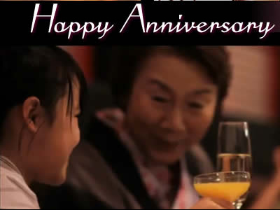 Happy Anniversary☆