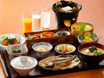 彩「加賀能登朝食」イメージ