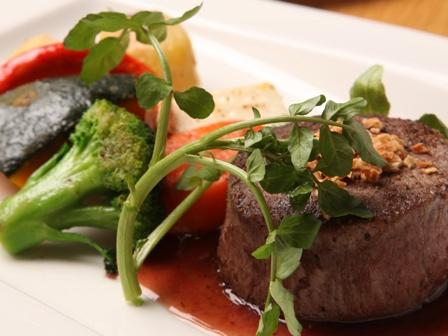 道産牛ヒレステーキ ※写真はイメージです