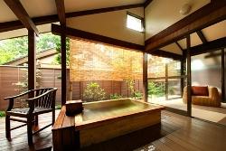 *2013年秋 大人気の貸切露天風呂「ほおずき亭」がリニューアルOPENしました。