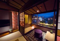 2017年2月リニューアル高層階(10階〜12階)絶景新客室「あかり」一例