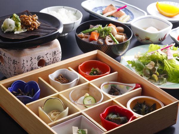 プレミア和朝食(イメージ画像です)