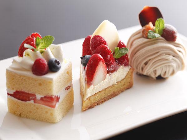 パティシエ特製ケーキ(イメージ)