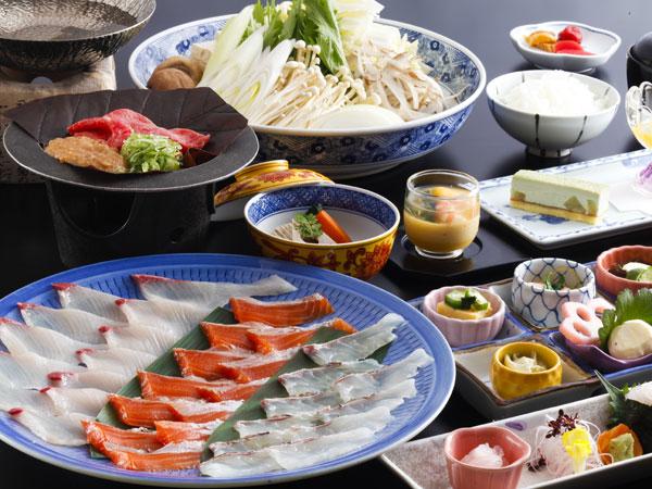 飛騨高山で食べるお魚も美味しいですよ♪(画像は2人前)