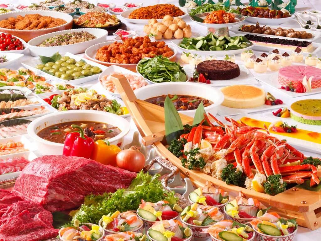 美味しいお料理大集合!