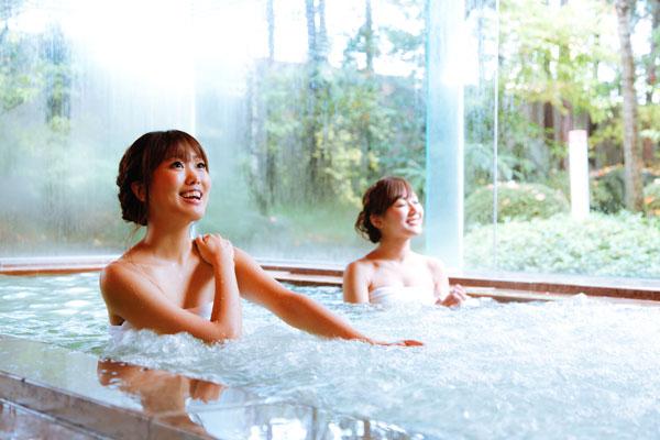 飛騨高山温泉は別名「美人の湯」です