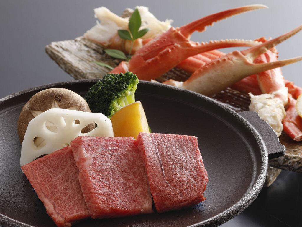 飛騨牛陶板焼きは大人のお客様へ一人一皿(イメージ)