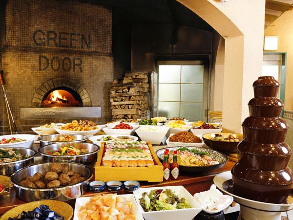 Buffet (Dinner)