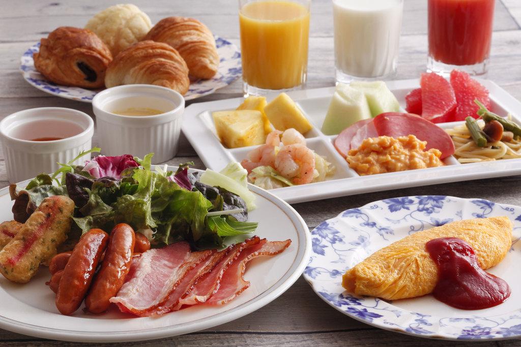 Buffet for Breakfast