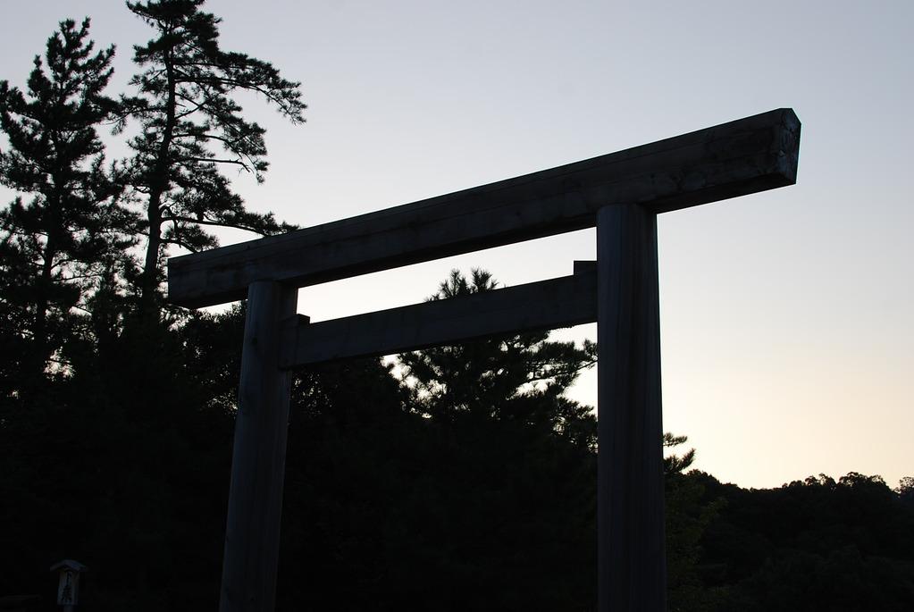 自由気ままに伊勢神宮への一人旅☆