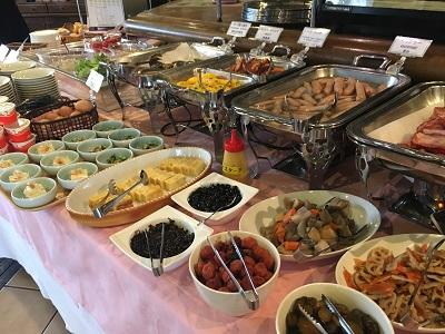【 Breakfast 】 a buffet style / 7:00a.m.〜9:00a.m.