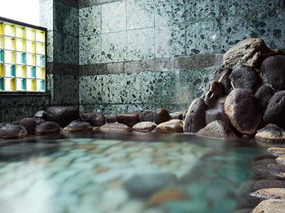 大浴場「望海」半露天風呂