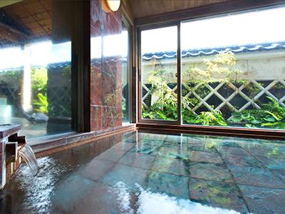 大浴場「望海」