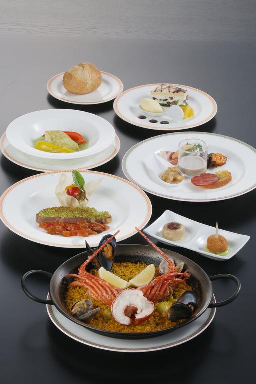 スペイン料理(イメ−ジ)