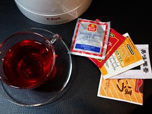 種類豊富な紅茶をご用意♪