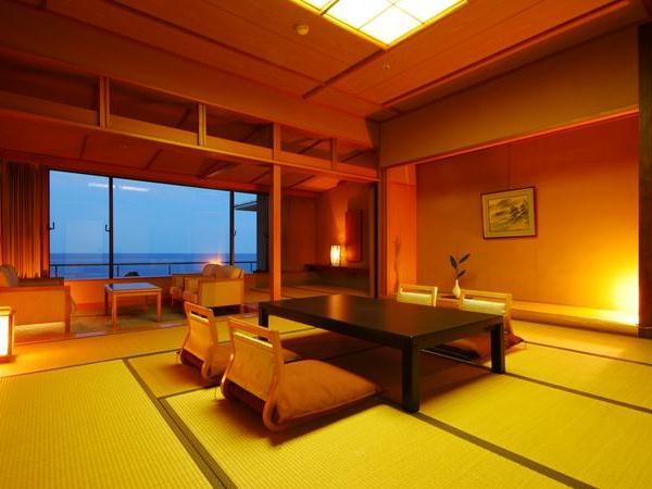 岬の館 客室