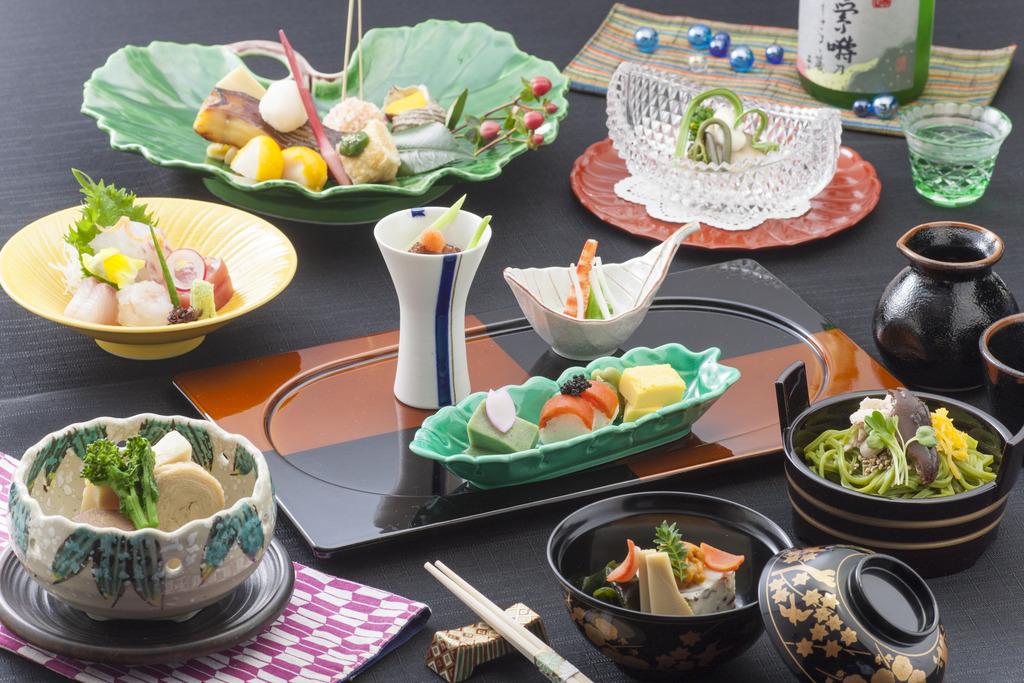 日本料理『こころぎ』 懐石料理 ※イメージ