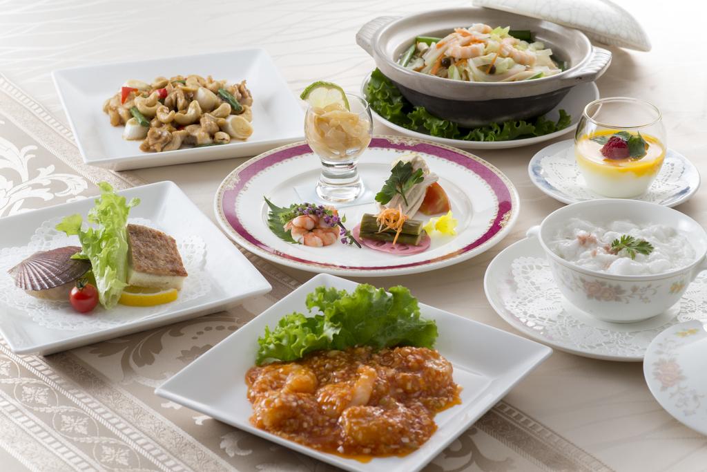 中国料理 SEASON COURSE〜冬〜 ※イメージ画像です。仕入れ状況により内容が変わる場合がございます。