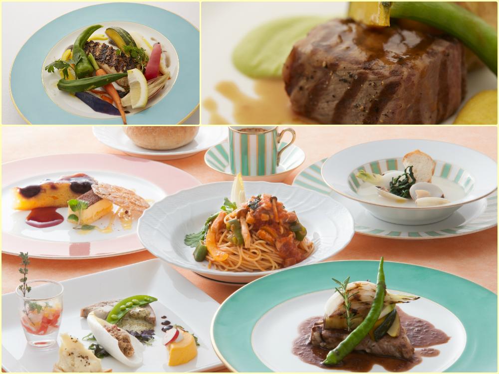ご昼食は人気のイタリアンランチをご提供