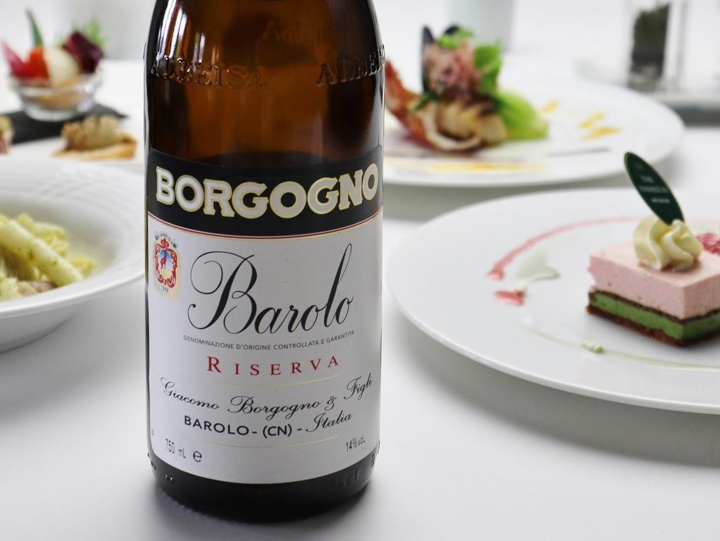 バローロリゼルバ ボルゴーニョ ピエモンテで最も由緒ある名門が造るワインです。