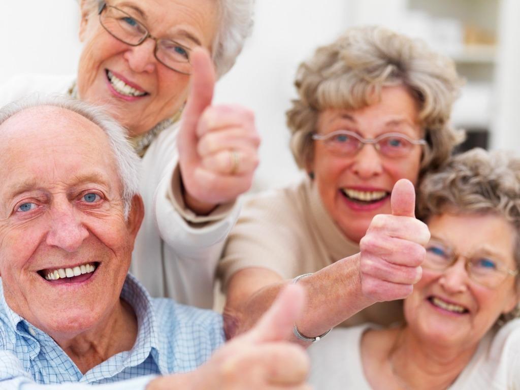 60歳以上のシニアのグループ大歓迎!
