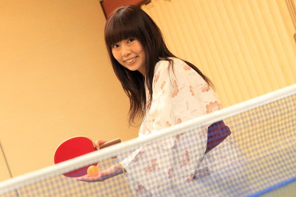 伊香保へGO!♪(゚∀゚ )≡みんなで行こうよ!浴衣で卓球温泉!グループプラン♪
